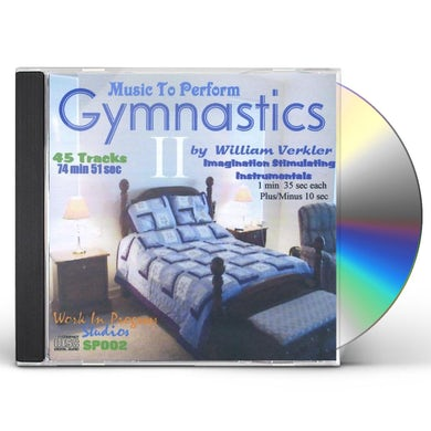 William Verkler MUSIC TO PERFORM GYMNASTICS II CD