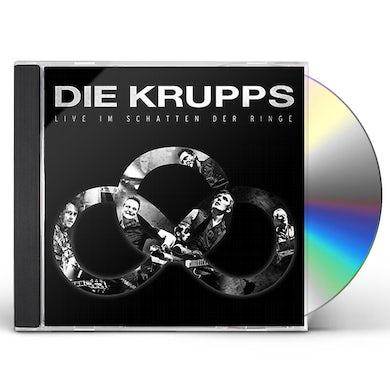 Die Krupps LIVE IM SCHATTEN DER RINGE CD