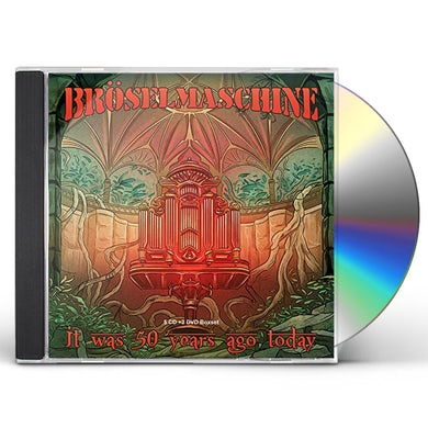Broselmaschine IT WAS 50 YEARS AGO TODAY CD