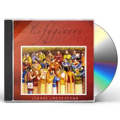 Joanne Shenandoah LIFEGIVERS CD