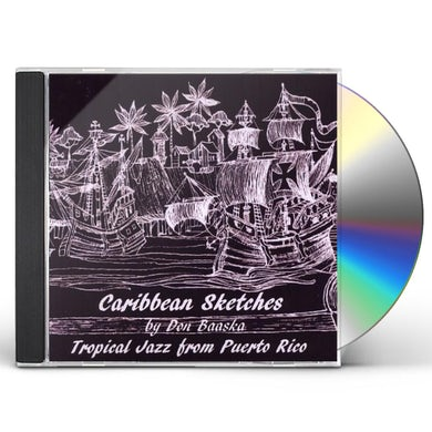 Don Baaska CARIBBEAN SKCETCHES CD