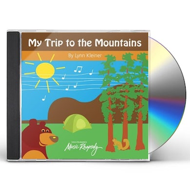 MY TRIP TO THE MOUNTAINS CD