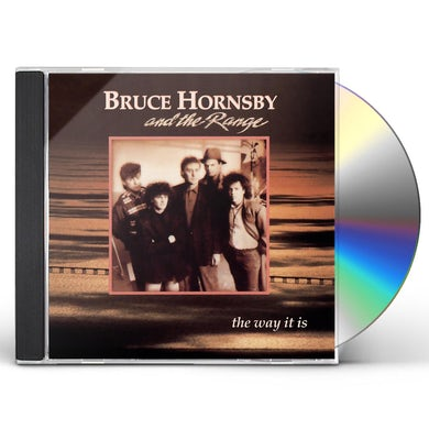 Bruce Hornsby WAY IT IS CD