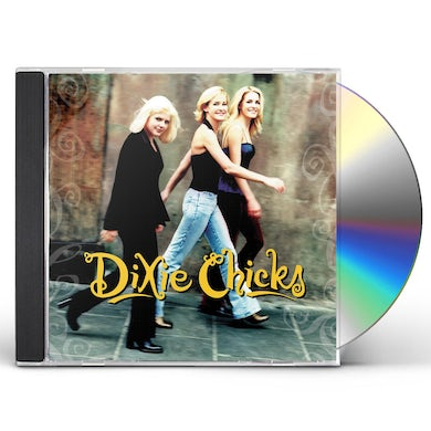 The Chicks WIDE OPEN SPACES CD