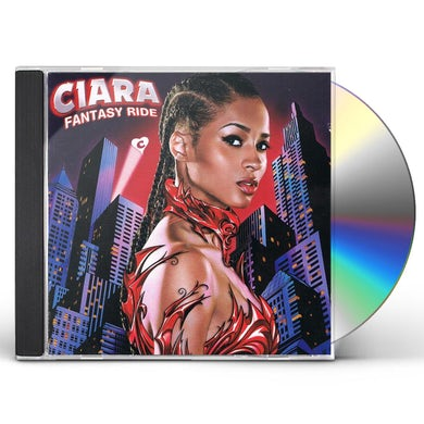 Ciara FANTASY RIDE CD
