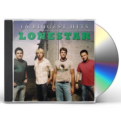 Lonestar 16 BIGGEST HITS CD