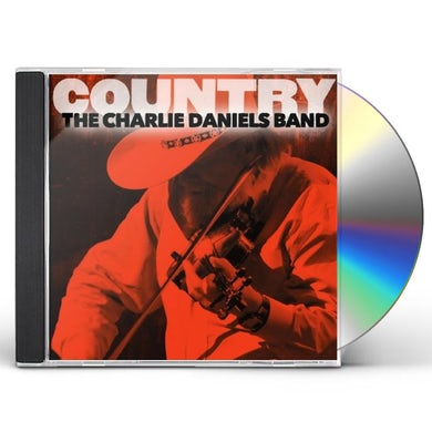 COUNTRY: THE CHARLIE DANIELS BAND CD