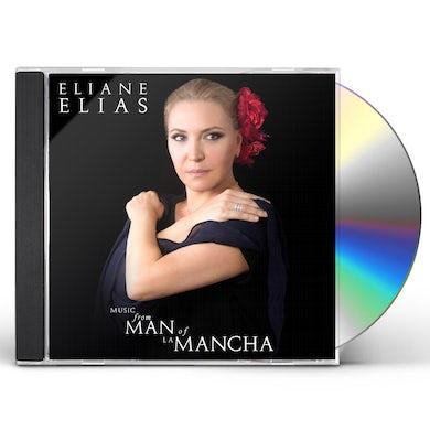 Eliane Elias MUSIC FROM MAN OF LA MANCHA CD