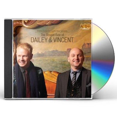 GOSPEL SIDE OF DAILEY & VINCENT CD