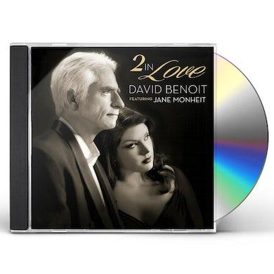 2 IN LOVE CD
