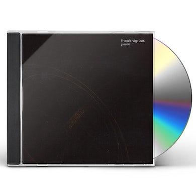 Franck Vigroux PRISME CD