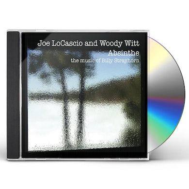 Joe LoCascio ABSINTHE CD