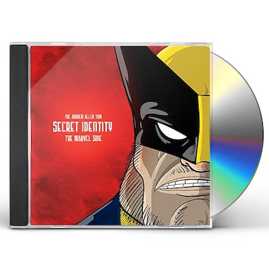 Andrew Allen SECRET IDENTITY CD