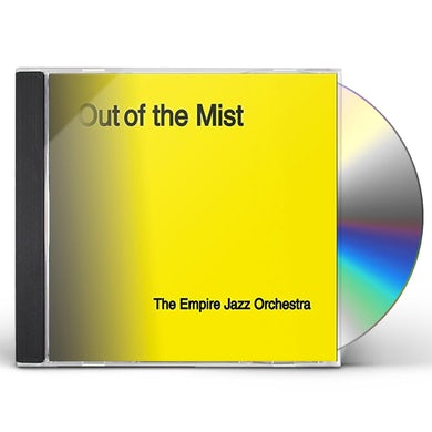 Empire Jazz Orchestra OUT OF THE MIST CD
