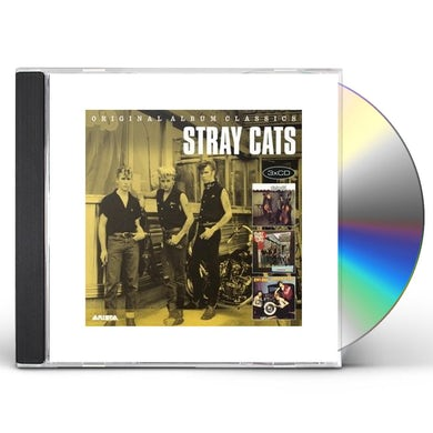 Stray Cats ORIGINAL ALBUM CLASSICS CD