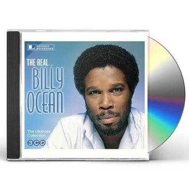 REAL BILLY OCEAN CD