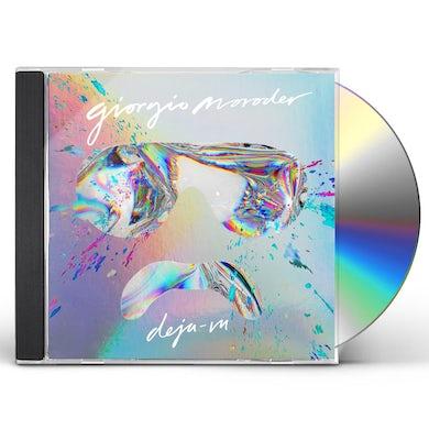 Giorgio Moroder DEJA VU: DELUXE EDITION CD