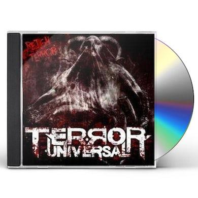 Terror Universal REIGN OF TERROR CD