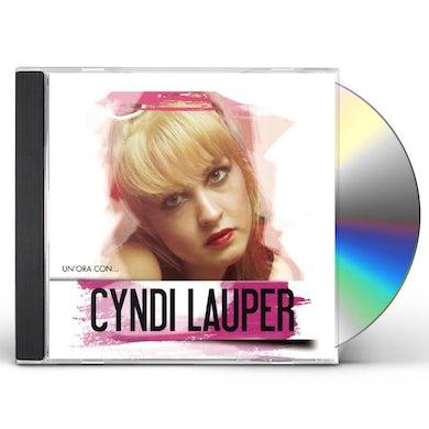 Cyndi Lauper UN ORA CON CD