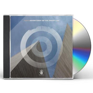 Farid ADVENTURES ON THE GREEN LINE CD