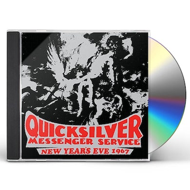 Quicksilver Messenger Service NEW YEAR'S EVE 1967 CD