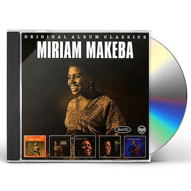 Miriam Makeba ORIGINAL ALBUM CLASSICS CD