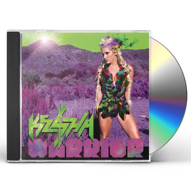 Kesha WARRIOR (GOLD SERIES) CD