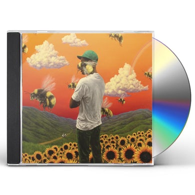 Tyler, The Creator FLOWER BOY CD