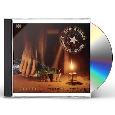 Sierra Leone'S Refugee All Stars LIBATION CD