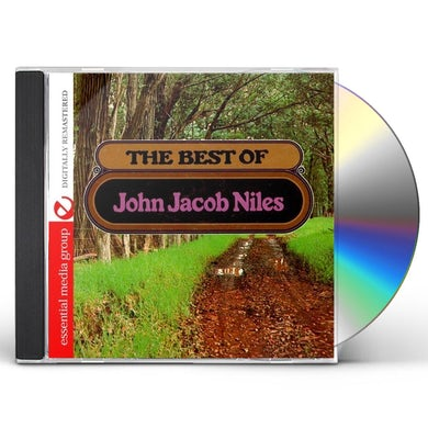John Jacob Niles BEST OF CD