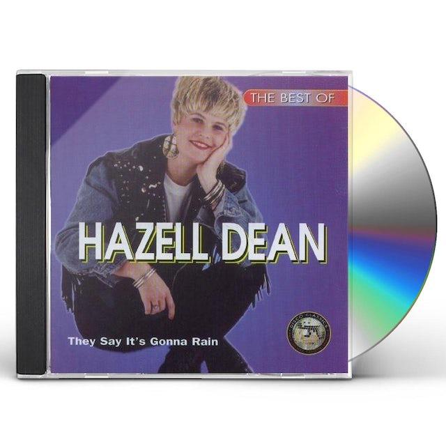 Hazell Dean BEST OF CD