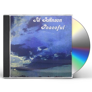 Al Johnson PEACEFUL CD