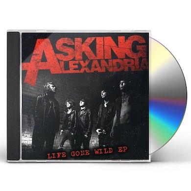 Asking Alexandria LIFE GONE WILD CD