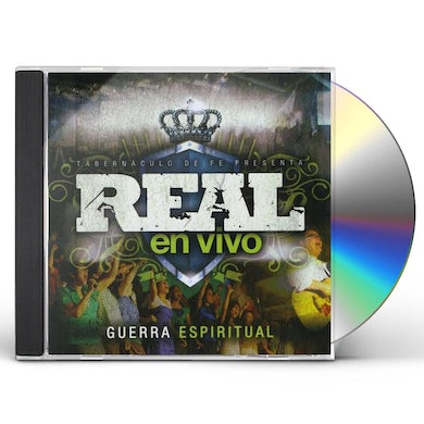 real GUERRA ESPIRITUAL CD