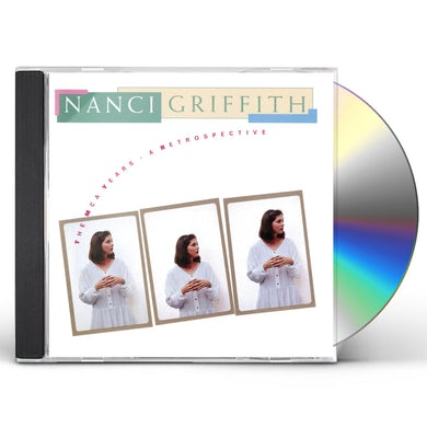 Nanci Griffith BEST OF CD