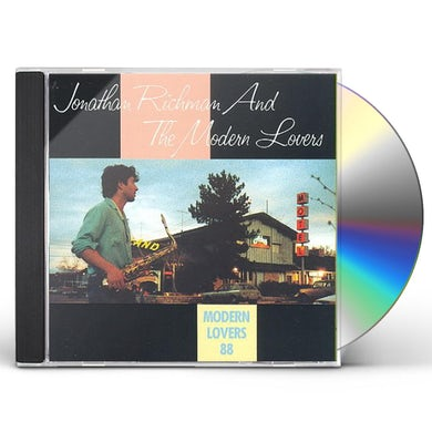 Jonathan Richman Modern Lovers '88 CD