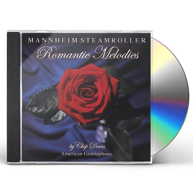 Mannheim Steamroller ROMANTIC MELODIES CD