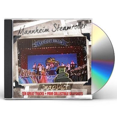 SNAPSHOT: MANNHEIM STEAMROLLER CD