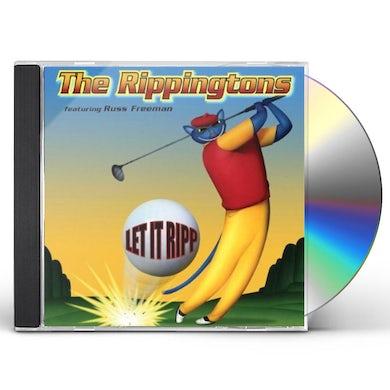 Rippingtons LET IT RIPP CD