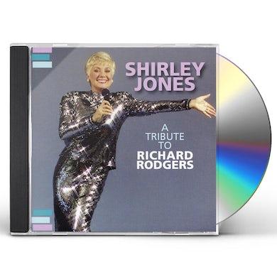 Shirley Jones TRIBUTE TO RICHARD RODGERS CD