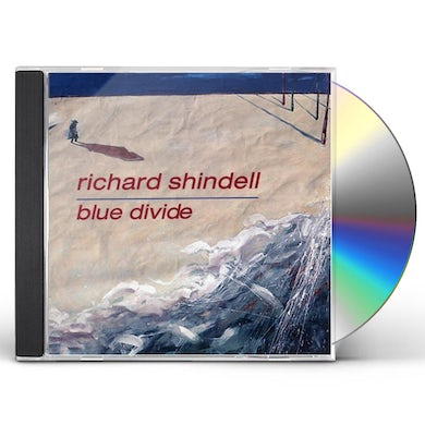 Richard Shindell BLUE DIVIDE CD