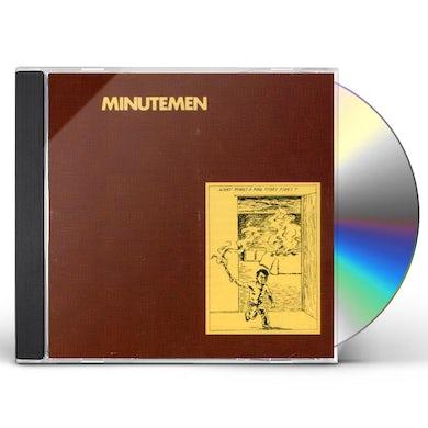Minutemen WHAT MAKES A MAN START FIRES? CD