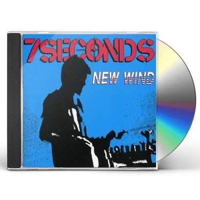 7Seconds NEW WIND CD
