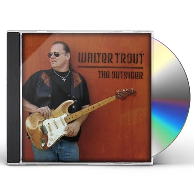 Walter Trout OUTSIDER CD