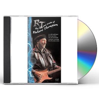 LIFE & MUSIC OF RICHARD THOMPSON CD