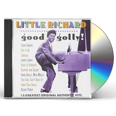 Little Richard  GOOD GOLLY CD