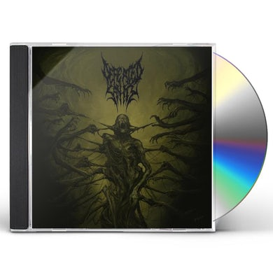 Defeated Sanity PASSAGES INTO DEFORMITY CD