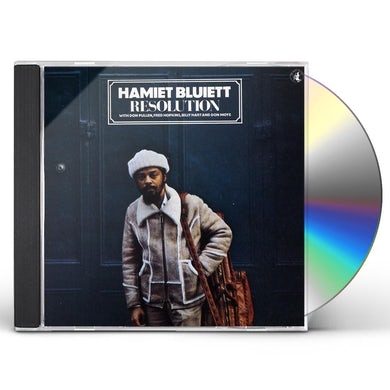 Hamiet Bluiett RESOLUTION CD
