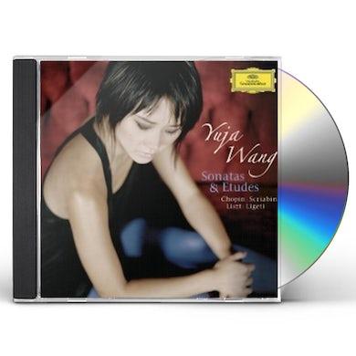 Yuja Wang SONATAS & ETUDES CD