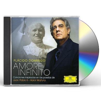 Placido Domingo AMORE INFINITO CD